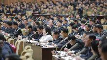 N. Korea's parliament rubber stamps new development plans