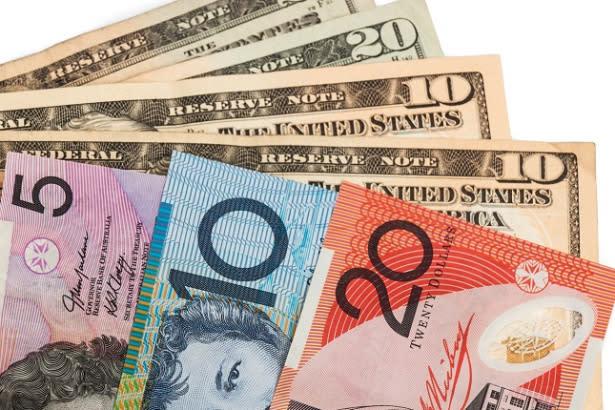 AUD/USD Price Forecast – Australian Dollar Sits on 50 day EMA