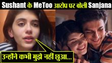 Sanjana Sanghi opens up on MeToo allegation on Sushant Singh Rajput; Check Out