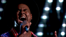 Hurricane Harvey survivor goes from sleeping on couches to turning 4 chairs on 'The Voice'
