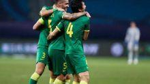 Renato Augusto marca seu primeiro gol na temporada