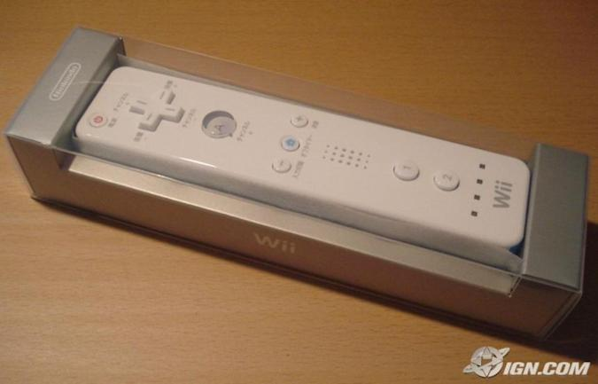 Nintendo's Wiimote, like for your TV and stuff