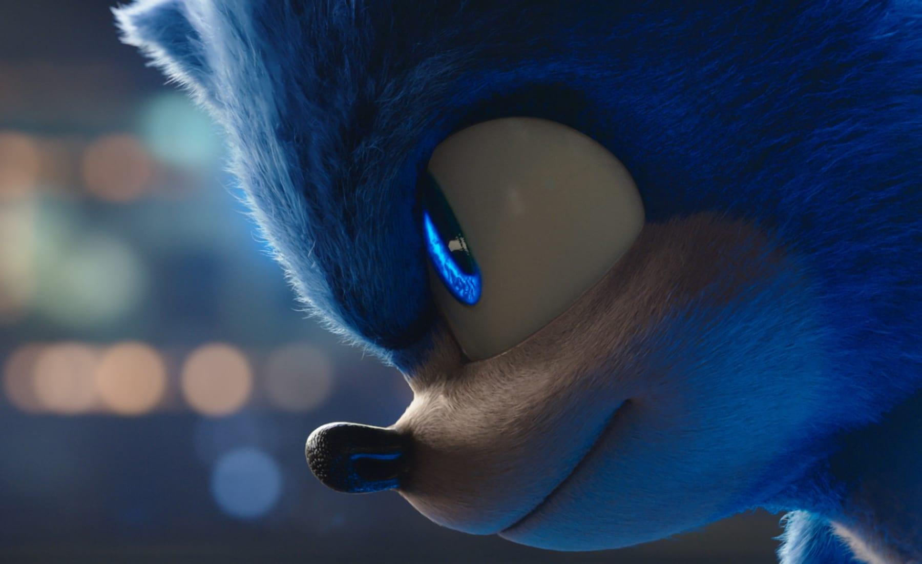 Miraculously Sonic The Hedgehog Is A Fine Movie Engadget