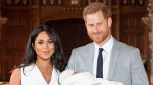 Meghan Markle shares new Archie photo in Prince Harry birthday post: Look!