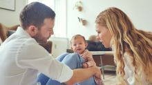 La práctica con la que puedes fortalecer la salud (y los vínculos afectivos) con tu bebé