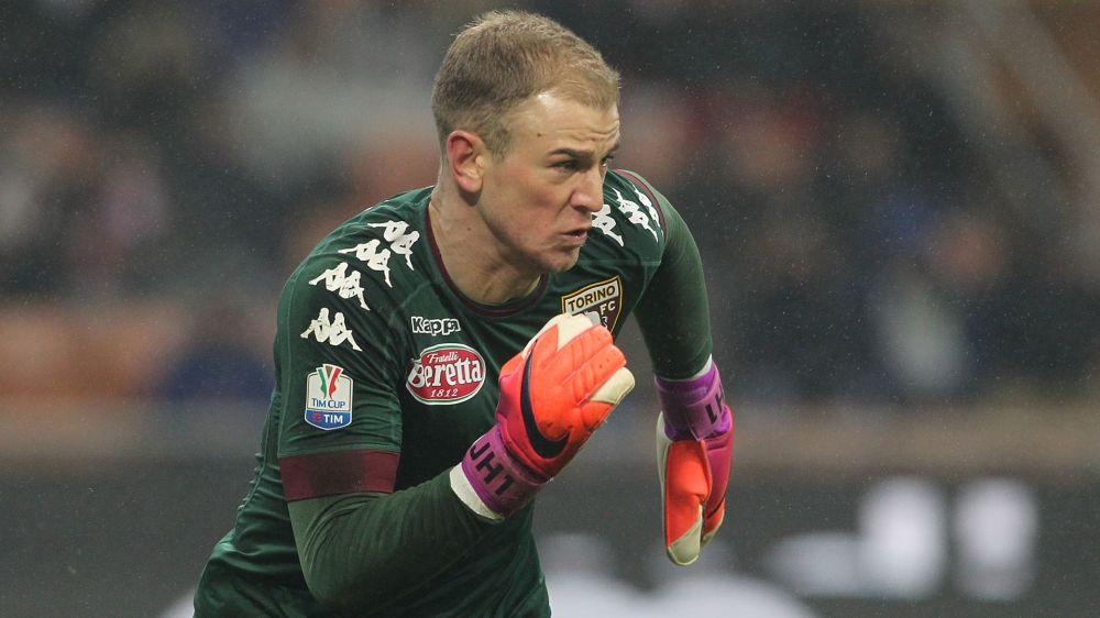 """Joe Hart: """"Ich mag den italienischen Fußball"""""""