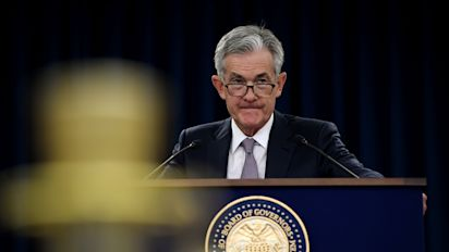 Powell faces record dissent on interest rates