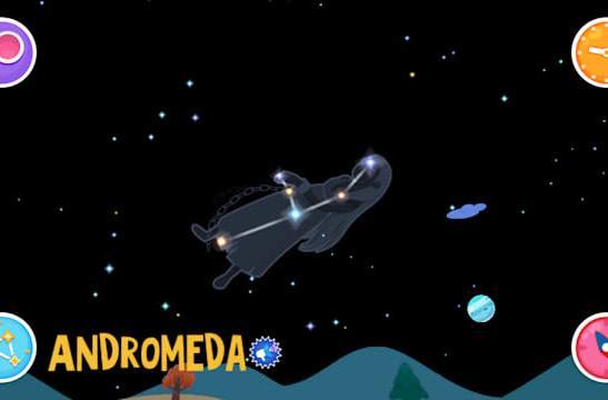 Star Walk Kids is a fun constellation browser for children