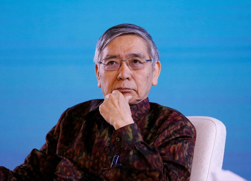 Image result for BOJ's Kuroda warns fintech firms could disrupt banking system