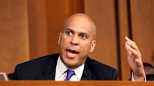 At Kavanaugh hearing, Cory Booker tells Republicans threatening his expulsion to 'bring it'