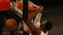 Knicks outlast Pacers 110-107 behind Randle's double-double