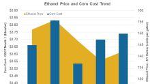 Will Valero Energy's Ethanol Earnings Fall in Q1?