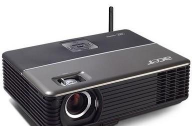 Acer's P5260i WiFi projector beams imagery sans wires