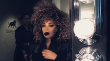 Janet Jackson, 52, thrills fans with new hairdo debut