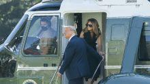 Echt oder Fake? Erneute Double-Gerüchte über Melania Trump