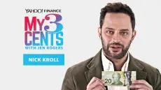 Comedian Nick Kroll talks life, stocks and money on My Three Cents