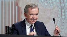 Bernard Arnault overtakes Bill Gates as second richest person in the world