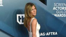¿Cómo consiguió Jennifer Aniston que su vestido de los SAG no se arrugase?