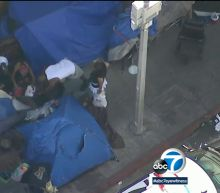 LA County Board votes to support appeal regarding where homeless people can sleep