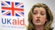 Penny Mordaunt, have you thought about what might really happen if you cut off foreign aid after Brexit?