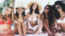 This is what Victoria's Secret models look like without Photoshop