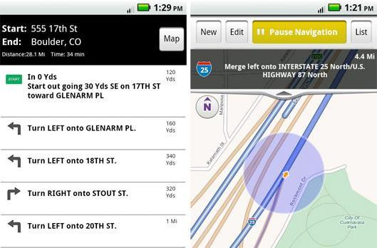 MapQuest for Android brings free turn-by-turn navigation, OpenStreetMap support to Google lovers