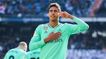 Manchester United agree £42m fee for Real Madrid defender Raphaël Varane