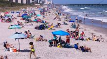 Myrtle Beach feeling crowded lately? Visitors numbers have skyrocketed this spring