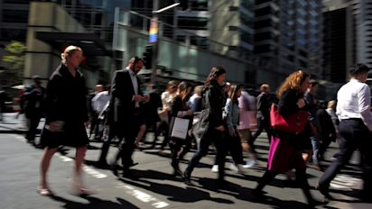 "Is Australia in the midst of a population ""crisis""?"
