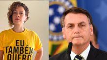 """Após fala de Bolsonaro, Leandra Leal lembra tragédia da Chapecoense: """"Saudade do Brasil que chorava"""""""