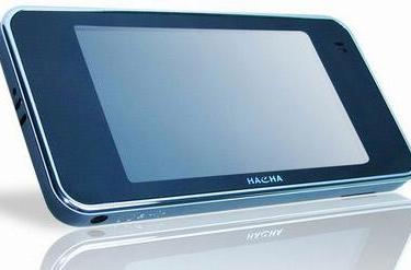 Hacha readies ultrathin PC20 portable media player