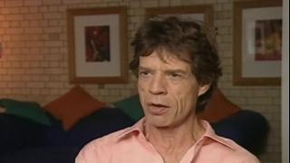 Enigma Soundbite: Mick Jagger On Band And Film Making