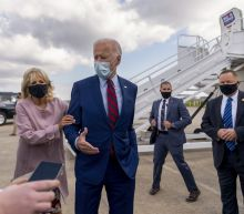 The Latest: Biden inaugural committee limits donors to $500K