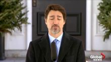 Coronavirus outbreak: Trudeau asked if government expects social distancing measures to remain until July