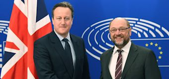 Main EU Parties Say PM's Reforms Will Be Passed