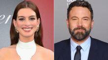 Anne Hathaway, Ben Affleck team up for Joan Didion-based Netflix film