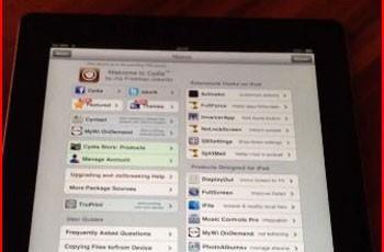 Untethered jailbreak for new iPad shown on YouTube, not quite ready for download