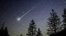 天龍座流星雨光臨地球8日達極大 每小時20餘顆