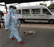 26 infected with coronavirus at Mexico hospital; doctor dead