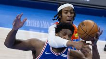 Joel Embiid scores 27 points, 76ers beat Thunder 117-93