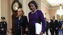 Democratic VP contender Demings slams Trump 'gall' over Biden black voters gaffe