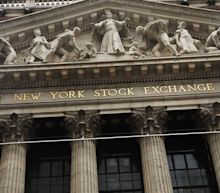 Volatility reigns in rocky Wall Street trading