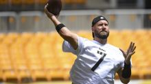 Ben Roethlisberger's health is the least of the Steelers' worries