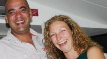 Husband hailed 'hero' after fighting off 'eight-foot' shark that mauled his wife
