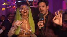 """Sabrina Sato entrega ex sobre sua agenda de Carnaval: """"Tudo que você não aguentava"""""""