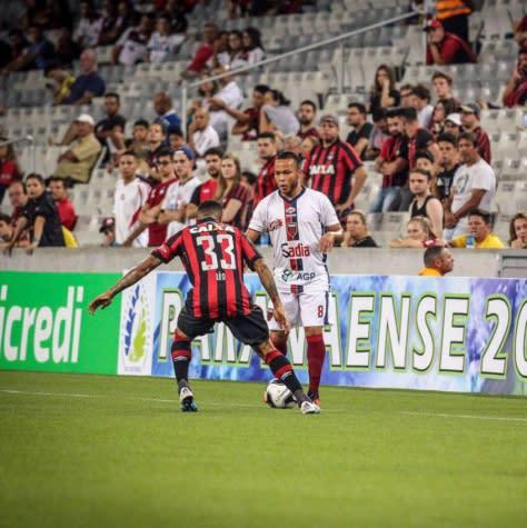Destaque do Toledo, Marquinhos espera reabilitação no jogo contra o Coritiba