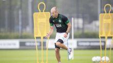 Robben gibt Comeback gegen Topklub