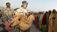 Plane taking freed Nigerian schoolgirls to capital Abuja: Reuters witness