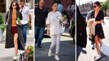 Proof Selena Gomez wears the same thing every day