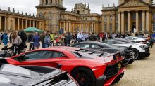 Blenheim Palace car show: Stunning collection of machinery at classic and supercar event